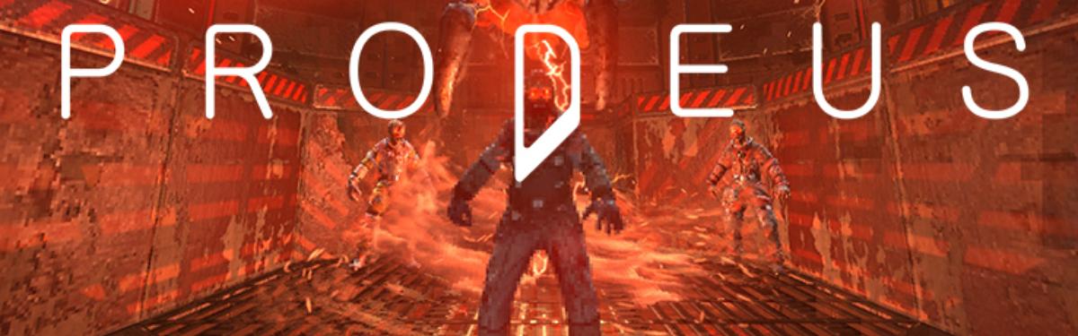 Prodeus: Кровавый ретрошутер с кооперативным режимом и редактором уровней