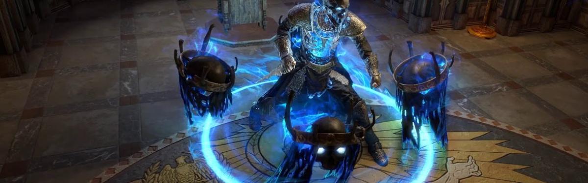 GGG рассказали подробности ребаланса аур, проклятий и постепенного урона от стихий в Path of Exile
