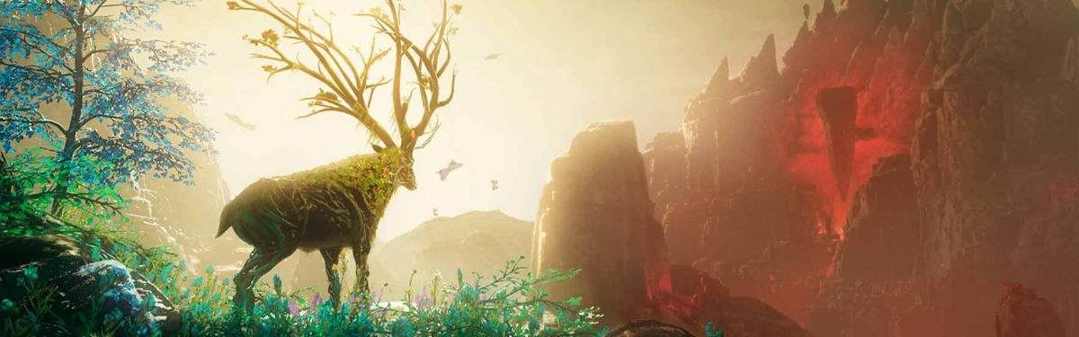 В New World игроки строят баррикады из палаток для защиты ресурсов от ботов. А один сервер превратили в казино