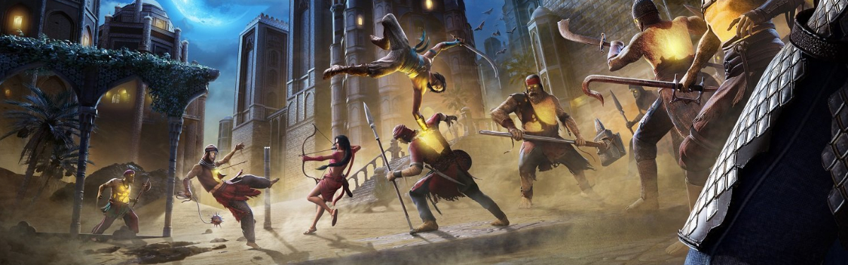[Е3 2021] Prince of Persia: The Sands of Time Remake не покажут на Ubisoft Forward