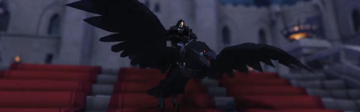 Albion Online - Прошедших испытание Морганы ждет ездовой ворон
