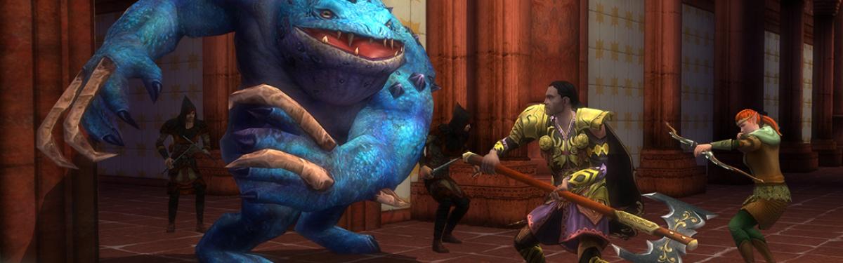 """Dungeons & Dragons Online - С обновлением 49 вышел набор приключений """"Peril of the Planar Eyes"""""""