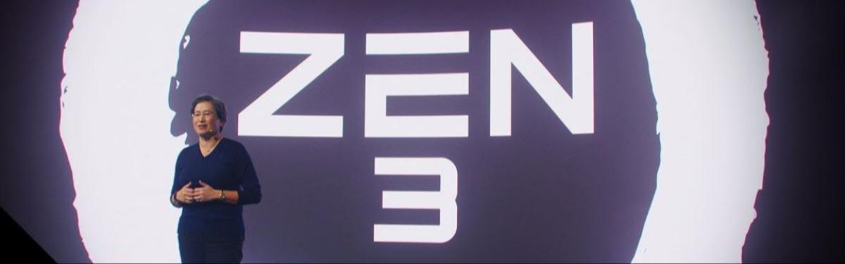 Сегодня AMD покажет новые процессоры Ryzen на Zen 3