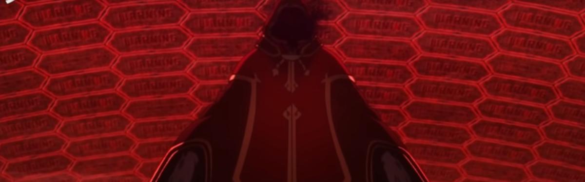 Речь Каябы Акихико из «Sword Art Online: Progressive – Ария беззвездной ночи»
