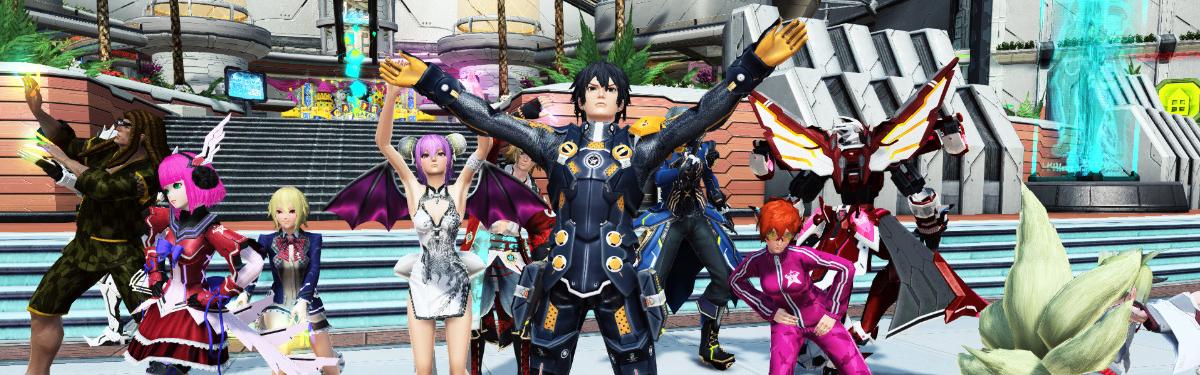 Phantasy Star Online 2 - Игра официально появится на платформе Steam