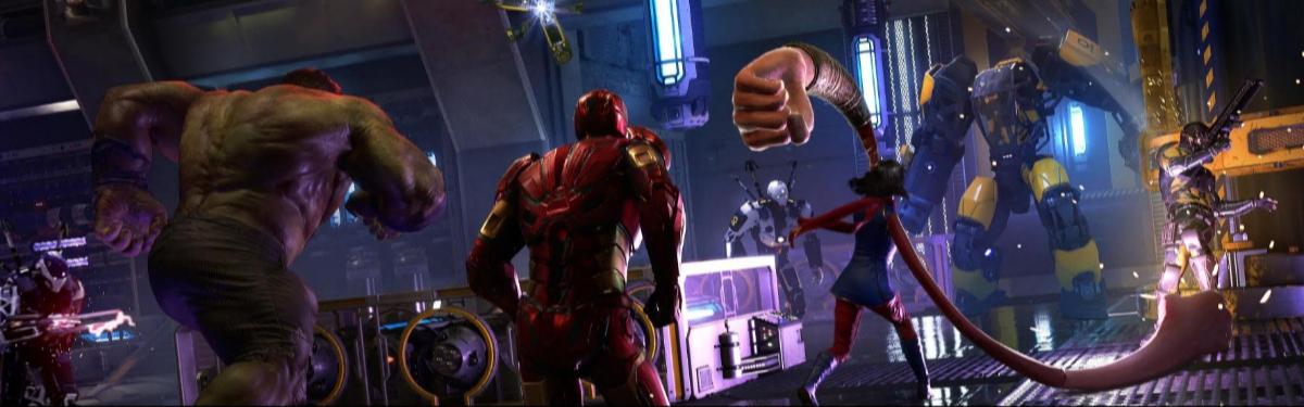 "Crystal Dynamics не сдержала обещание и добавила в Marvel's Avengers элементы ""pay-to-win"""