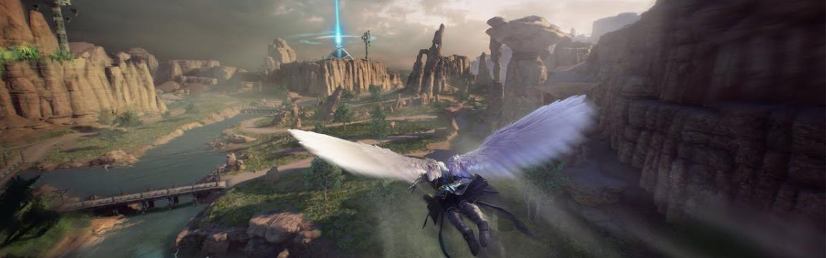 Project: Ragnarok — Еще немного игрового процесса альфы MMORPG для ПК, консолей и смартфонов