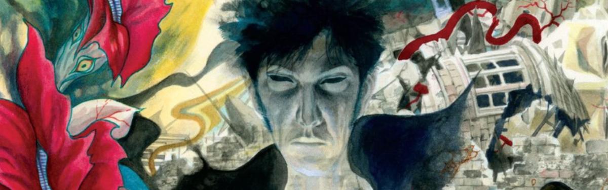 Каст «Песочного Человека» от Netflix: черная Смерть, небинарное Желание, Стивен Фрай и пращур Константина