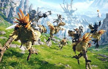 MMORPG для PS4