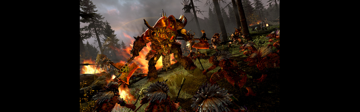 Стрим: Total War Warhammer 2 - Изучаем патч