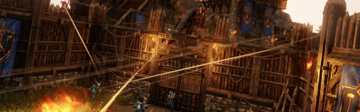 В Steam началось ОБТ New World. Той самой MMORPG от Amazon, что переносили четыре раза