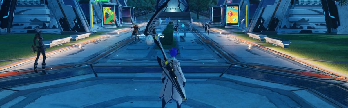 Phantasy Star Online 2: New Genesis - Весь доступный контент на данный момент