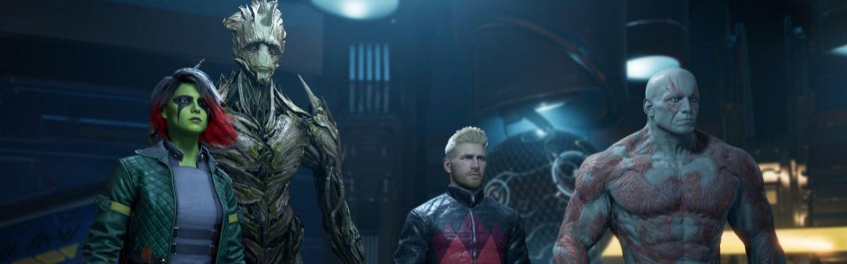 Студия Eidos представила полный саундтрек к игре Marvel's Guardians of the Galaxy