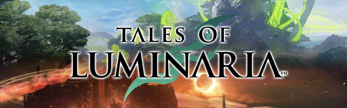 Новые трейлеры игровых персонажей JRPG Tales of Luminaria