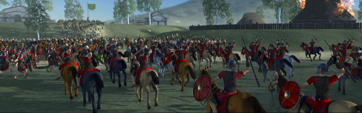 Total War: ROME REMASTERED - Ремастер культовый игры выйдет в конце апреля