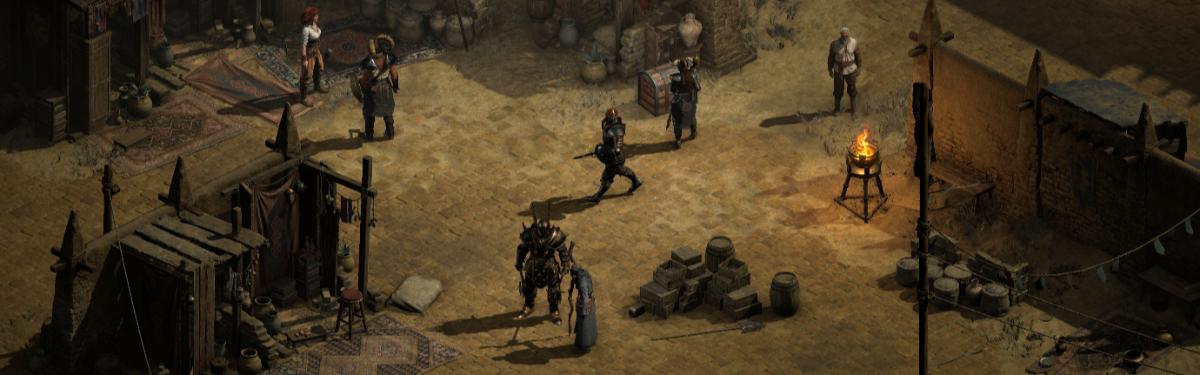 Состоялся старт открытого бета-тестирования Diablo II: Resurrected