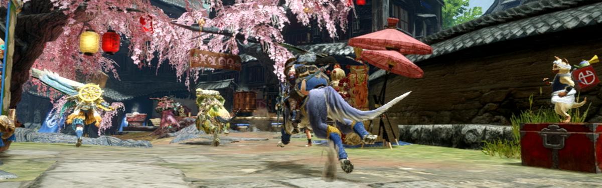 Monster Hunter Rise - Игра официально выйдет на ПК
