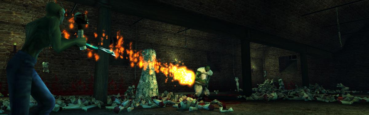 Shadow Man: Remastered - Новый трейлер игры по случаю релиза и сравнение графики
