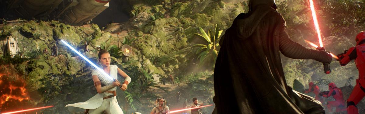 [Халява] В Epic Games Store началась бесплатная раздача Star Wars Battlefront II