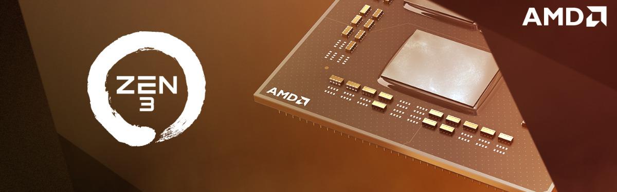 В сети появились бенчмарки процессоров AMD Ryzen 5000