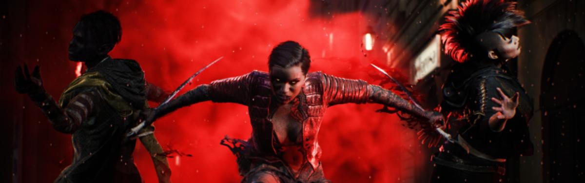 Vampire the Masquerade: Bloodhunt - 11 минут геймплея вампирской королевской битвы