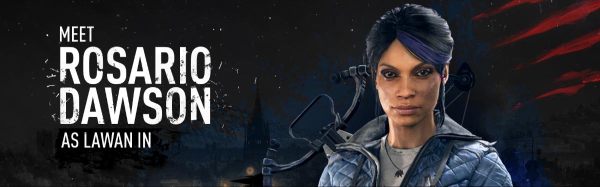 Авторы Dying Light 2 показали открытый мир игры и рассказали о Розарио Доусон в своем проекте