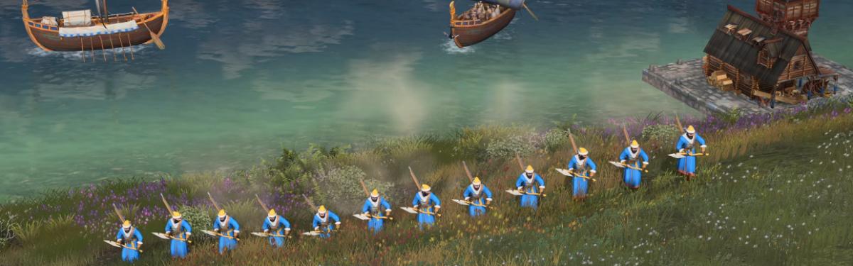 [gamescom 2021] Подробности о Руси и Священной Римской империи в Age of Empires IV