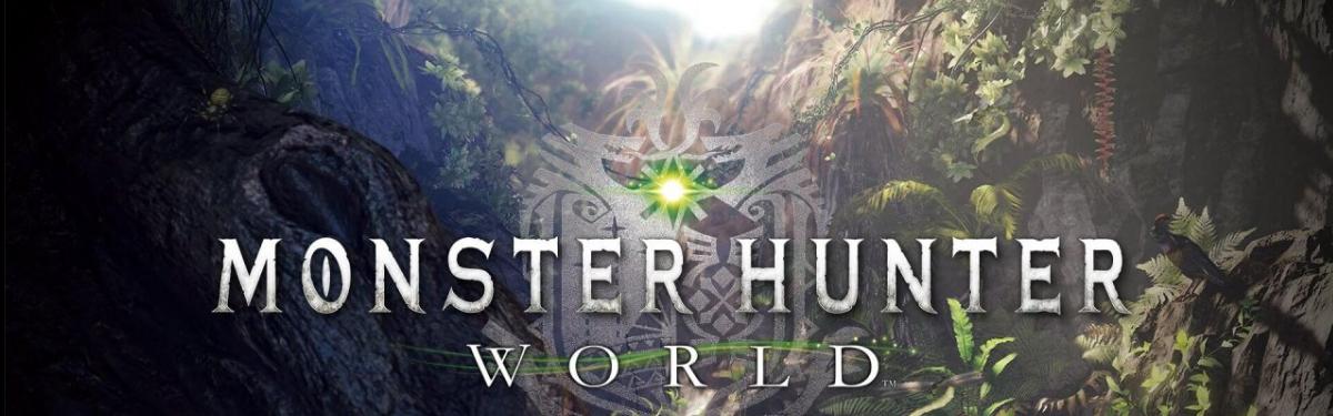 [Стрим] Monster Hunter: World - Охота никогда не заканчивается