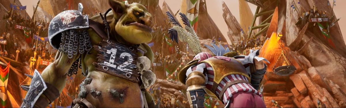 Blood Bowl III - Разработчики выпустили трейлер, представляющий команду дворян