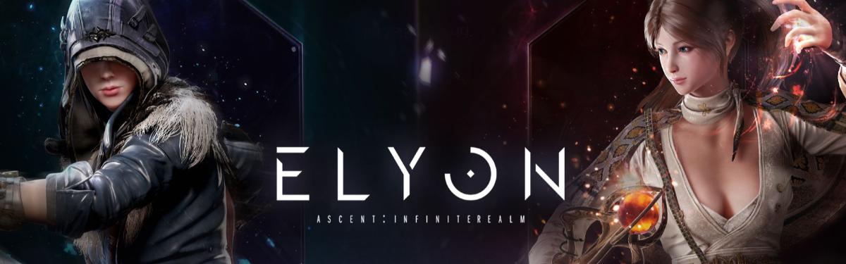 Elyon - Открытие предзаказов и записи на второе ЗБТ получили дату старта