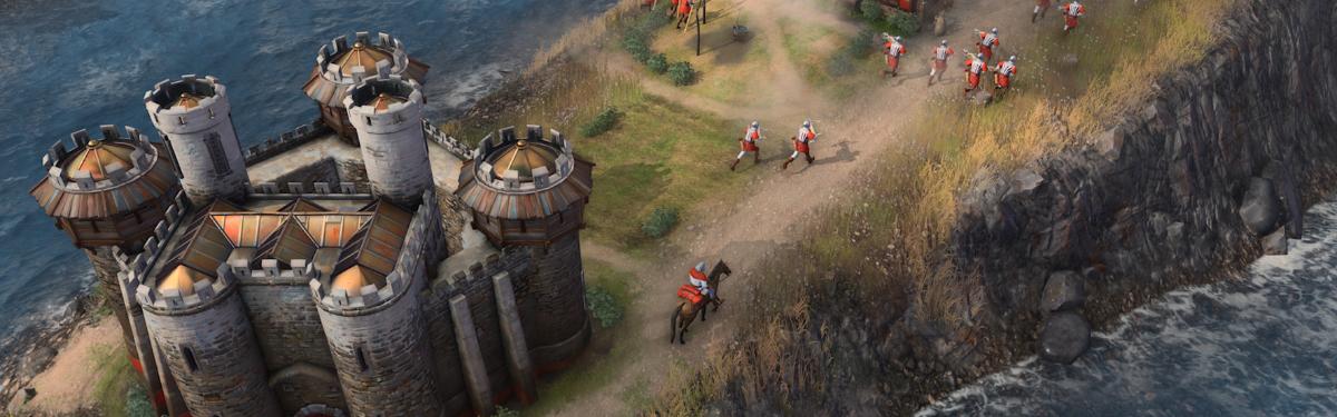 Вышел новый лайв-экшен трейлер Age of Empires IV в честь скорого релиза долгожданной стратегии