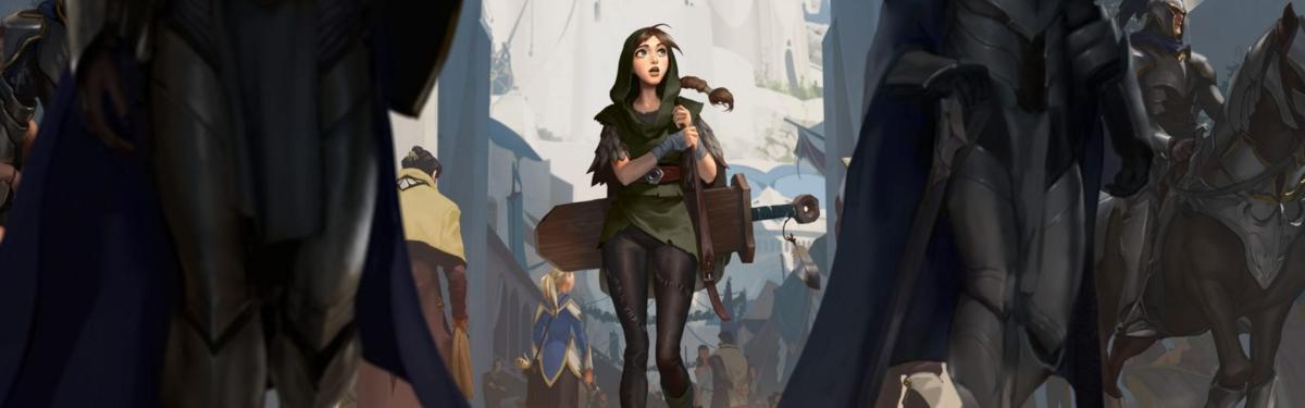 Компания Riot Games объявила о работе над MMORPG по League of Legends