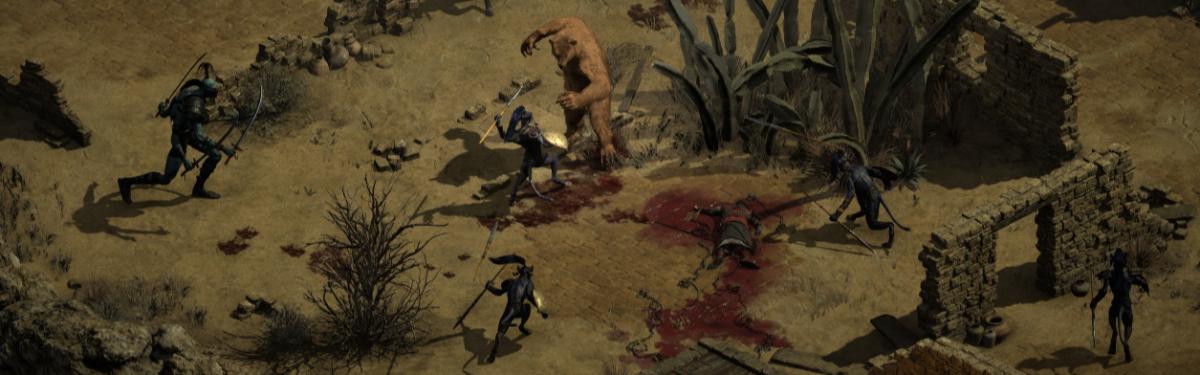 Diablo II: Resurrected - Смотрим ранний доступ к ОБТ