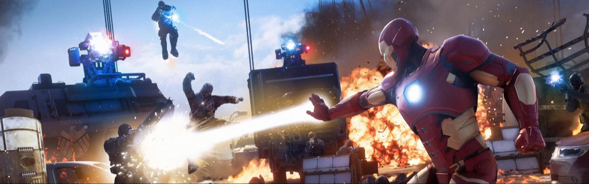 Супергеройский экшен Marvel's Avengers появится в Xbox Game Pass