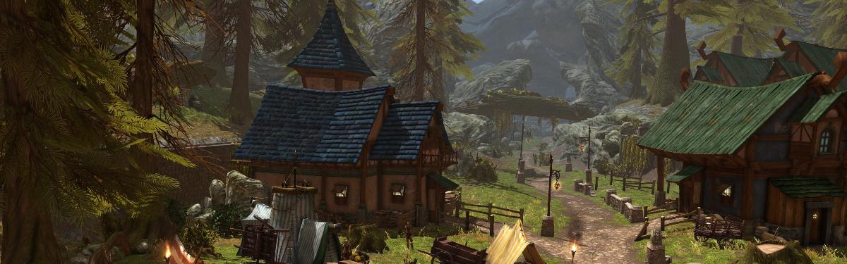Опубликован первый скриншот долгожданного дополнения Kingdoms Of Amalur: Re-Reckoning