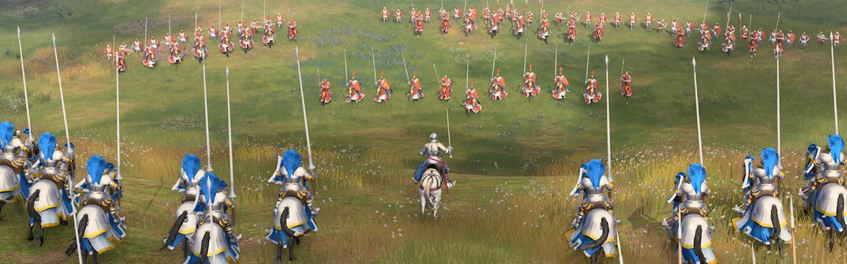 [SGF 2021] Age of Empires IV - Русь и Священная Римская империя присоединятся к стартовым цивилизациям