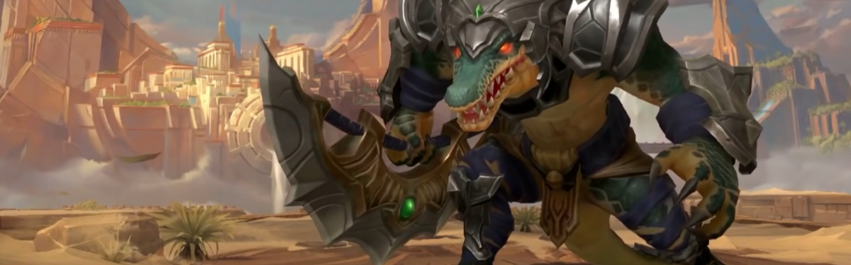 League of Legends: Wild Rift - Ренектон пополнил ростер персонажей