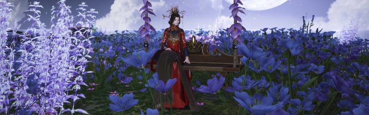 На просторах Swords of Legends Online начался Лунный фестиваль