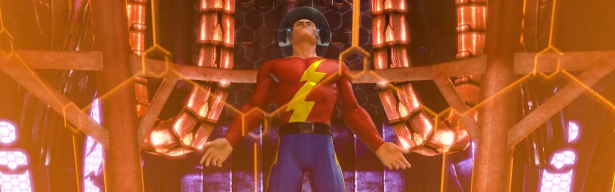 "DC Universe Online - Расширение ""World of Flashpoint"" уже доступно"