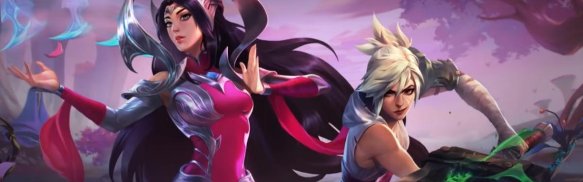 League of Legends: Wild Rift - Ирелия и Ривен пополнят ростер уже в июне