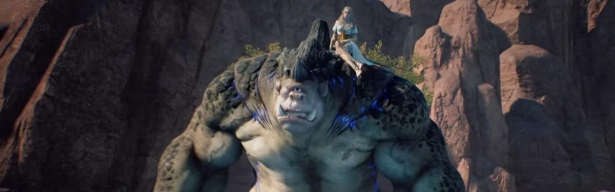 Новости MMORPG: геймплей Project: Ragnarök, новости Blue Protocol, с Ashes of Creation сняли NDA