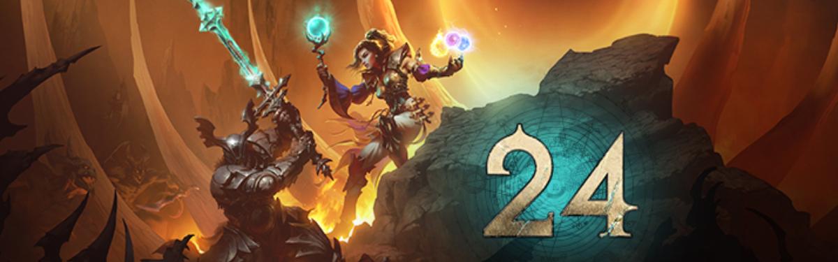 Diablo III - В конце июля начнется двадцать четвертый сезон