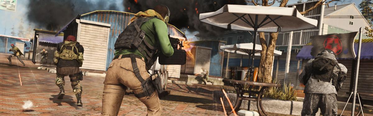 Call of Duty: Modern Warfare - Трейлер пятого сезона