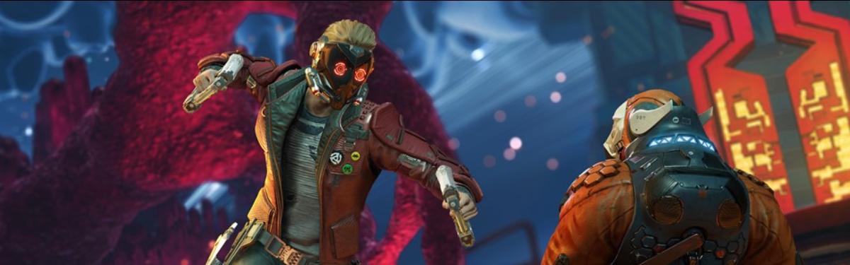 [Стрим] Marvel's Guardians of the Galaxy. Часть четвертая