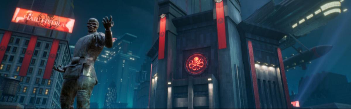 Marvel Future Revolution - Еще несколько новых трейлеров, показывающие многопользовательские режимы