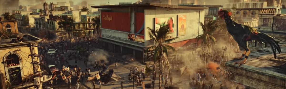 Петух Чичаррон поднимает восстание в кинематографическом трейлере Far Cry 6