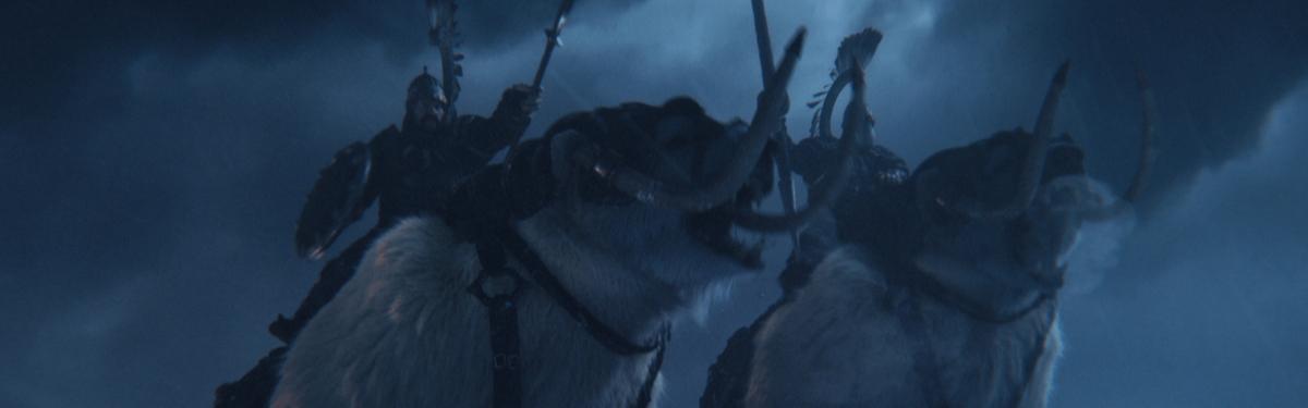 Total War: WARHAMMER III — Ролик о фракции Кислев: суровые мужики на белых медведях и снежная королева