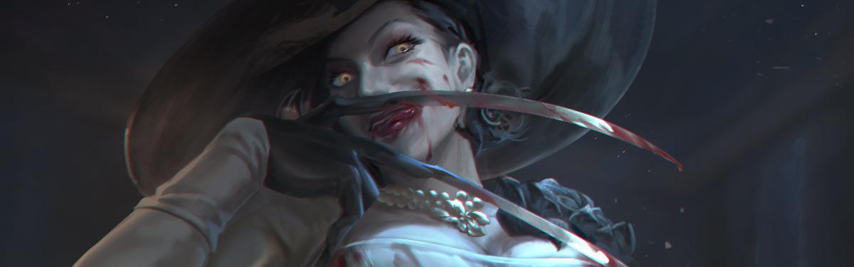 Resident Evil Village — Шок! Леди Димитреску оказалась Димитрис