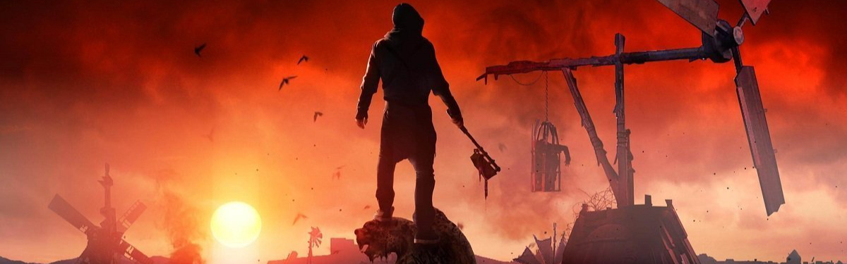 Dying Light 2 Stay - Ауидорассказ «Дедрик»