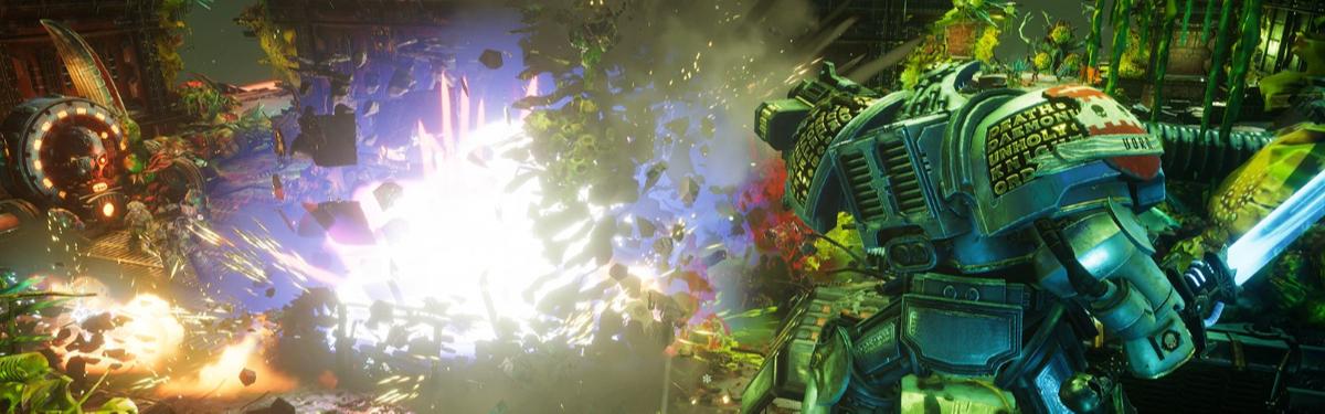 Премьера игрового процесса Warhammer 40,000: Chaos Gate – Daemonhunters